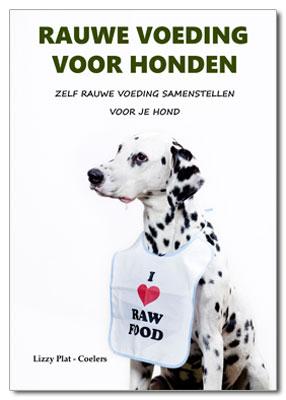 Boek Rauwe Voeding Voor Honden